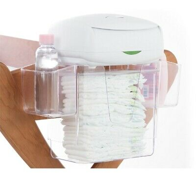 Prince Lionheart Nappy Depot Organiser/stacker/changing Set/station (hanging -