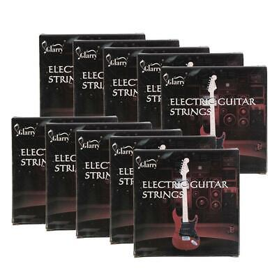10 x Glarry Musical Professional Electric Guitar Strings Set