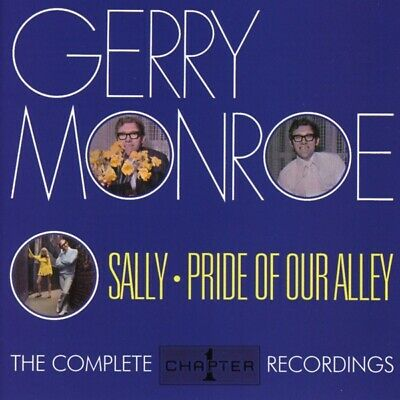Gerry Monroe - Sally-Pride Of Our Alley CD (2) Cherry Red NEU