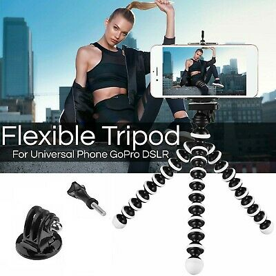 Flexible Octopus Tripod Stand Mini Holder For Universal Phone GoPro Camera DSLR