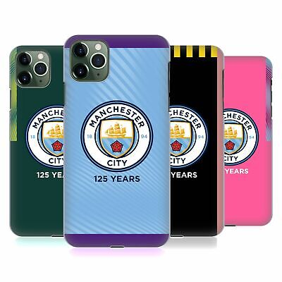 MANCHESTER CITY MAN CITY FC 2019/20 BADGE KIT BACK CASE FOR APPLE iPHONE PHONES