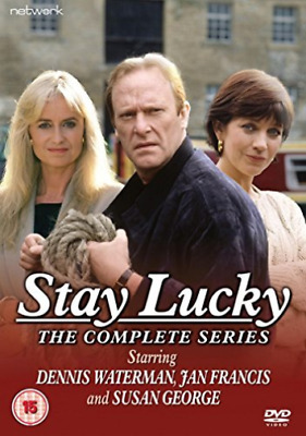 Stay Lucky The Complete Series (UK IMPORT) DVD [REGION 2] NEW