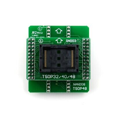 Andk Tsop48 Nand Adapter Only For Xgecu Minipro Tl866Ii Plus Programmer For Z5N6