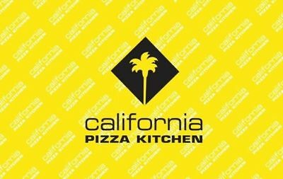 California Pizza Kitchen GIFT CARD RECHARGEABLE NO VALUE