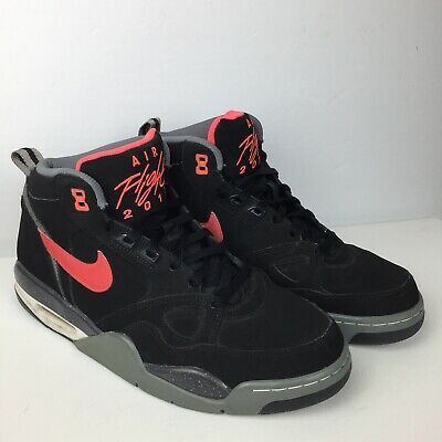 competitive price 2f0e6 0ea5e Nike Air Flight 2013 Black Sneakers EUC Men s Size 9.5