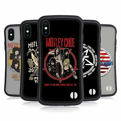 OFFICIAL MOTLEY CRUE TOURS HYBRID CASE FOR APPLE iPHONES PHONES