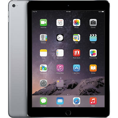 Apple iPad Air 2nd | Wifi Only | 64 GB | Space Gray | Grade: A | A1566