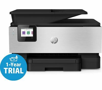 HP OfficeJet Pro 9019 All-in-One Wireless Inkjet Printer with Fax - Currys