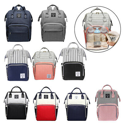 Mummy Bag For Nappy Large Capacity Bag Baby Diaper Travel Mom Maternity Backpack