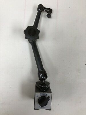 Noga MG10533 Holding System. Articulated Magnetic Holder 57-080-081. New
