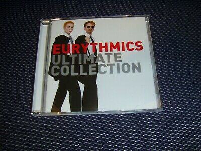 Eurythmics - Ultimate Collection - Rca 2005 Cd Very Near Mint