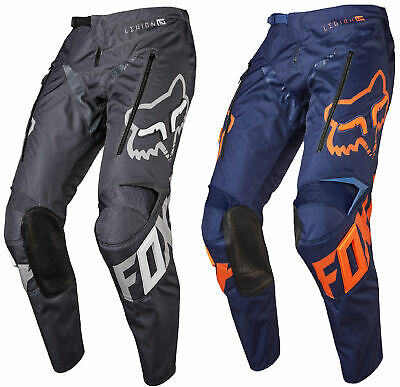 Klim Mens Orange//Grey XC Dirt Bike Pants MX ATV Motocross Off-Road 2016
