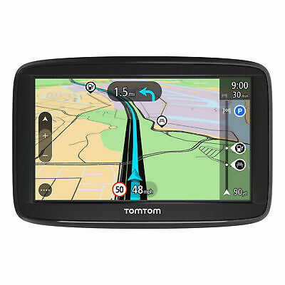 "Start 52 5"" Sat Nav UK & ROI Lifetime Maps"