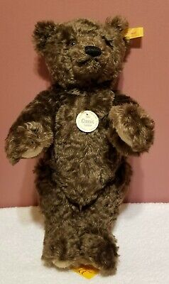 35cm 1920 Teddy Bear Replica classic by Steiff EAN 000737 brass