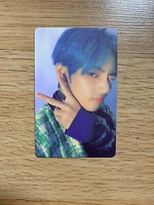 V TAEHYUNG Official Photocard BTS Map Of The Soul Persona VERSION 04 US SELLER
