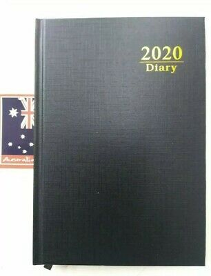 2020 diary Size A5 Day To A Page Hardcover Earlier Birds Sale