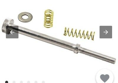 Harley Davidson Idle Speed Adjusting Screw CV Carbs 90-06
