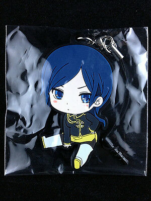Devil Survivor 2 Io Nitta Rubber Phone Strap NEW