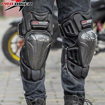 Motorcycle Motorbike Sports Racing Safety Protective Elbow & Knee Pads Armored