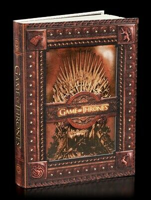 Game Of Thrones Taccuino - di Spade Trono - Diario Got Appunti Libro Quaderno