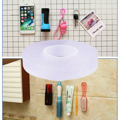 Reusable Removable Magic Nano Tape Double Sided Traceless Adhesive Clear Tape AU