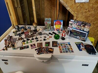 Random Collectibles lot New and Used