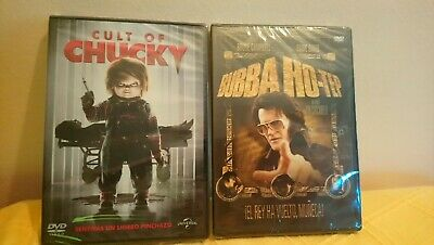 Pack 2 Dvd:Cult Of Chucky+Bubba Ho-Tep