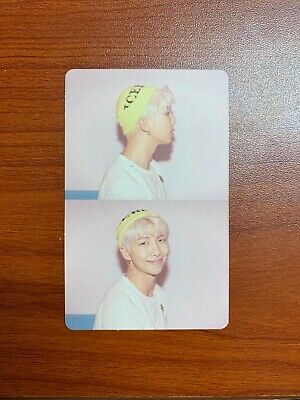 RM NAMJOON Official Photocard BTS Map Of The Soul Persona VERSION 01 US SELLER