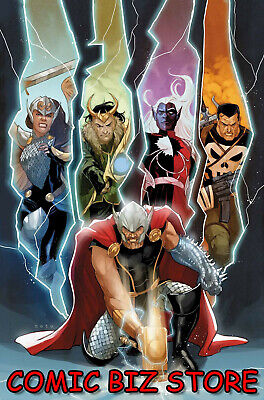 War Of The Realms Omega  #1 (2019) 1St Printing Phil Noto Main Cover ($4.99)