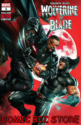 Wolverine Vs Blade Special #1 (2019) 1St Printing Main Cover Marvel ($5.99)