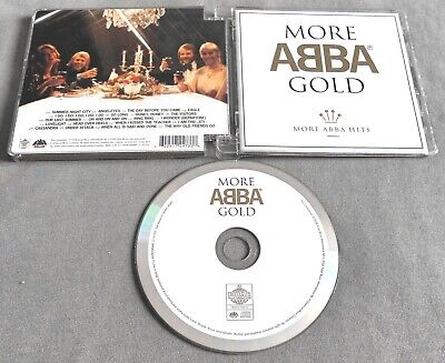 ABBA - MORE ABBA GOLD, MORE ABBA HITS * * 2008 CD Album
