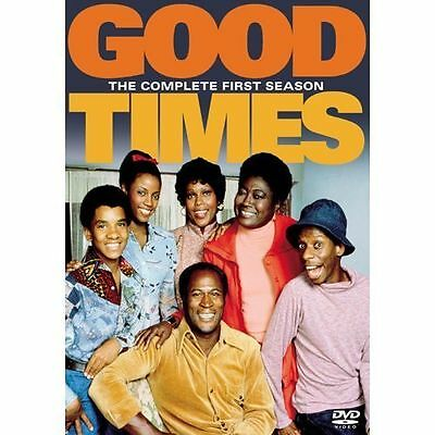 (1C2)  Good Times The Complete First Season DVD 2003, 2-Disc Set New ships free
