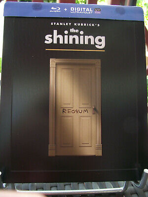 steelbook blu-ray   THE SHINING    kubrick/stephen king