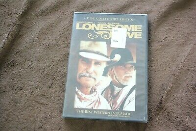Lonesome Dove (DVD, 2008, 2-Disc Set, Collectors Edition) Sealed (inv#7)