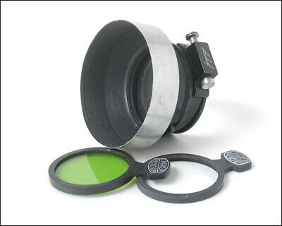 Linhof Lens Shade and Filters - for 127mm or 135mm Lenses