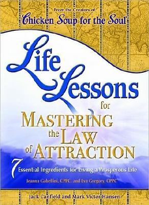 Life Lessons: Life Lessons for Mastering the Law of Attraction : 7 Essential...