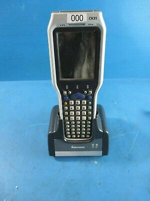 Intermec CK31 Wireless Mobile Scanner With Charging Dock - USED