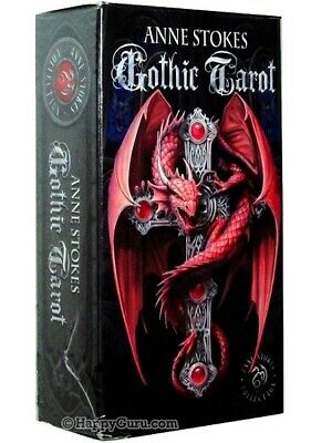 """""""Anne Stokes Gothic Tarot"""" By Anne Stokes (Tarot Cards)"""