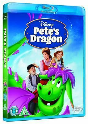 Pete's Dragon [Blu-ray] [1977] [Region Free], New, DVD, FREE & Fast Delivery