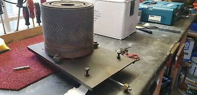 Aga oil well oil burner with shells complete ready to install