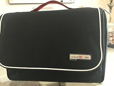 Audi Lifeshine Autoglym Full Car Protection And Cleaning kit In Audi Carry Case