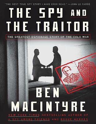 The Spy and the Traitor by Ben Macintyre 2018 (E-B0K&AUDI0B00K||E-MAILED) #20
