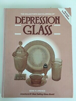 Collector's Encyclopedia of Depression Glass by Gene Florence 1992 10th Edition