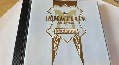Madonna The Immaculate Collection Cd Album
