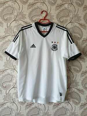 Germany 2002/2003/2004 Adidas Home Football Soccer Shirt Jersey World Cup Japan