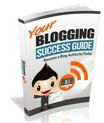 Your Blogging Success Guide Ebook Pdf Master Resell Rights