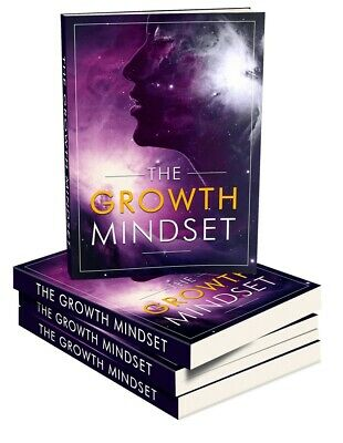 The Growth Mindset Ebook Pdf Master Resell Rights Video