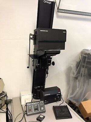 Omega D5-XL Enlarger w/Ilfospeed Ilford 500