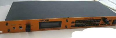 BOSS GX-700 Guitar Effects Processor Rack Mount Tested Working Used