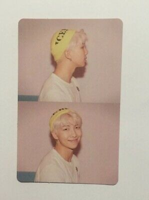 BTS Map of The Soul : Persona Rm/ Rap Monster Official Photocard (Ver.1) +GIFT